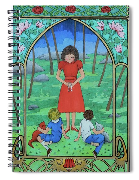 The Teacher Spiral Notebook