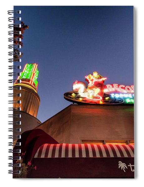 The Tower- Spiral Notebook