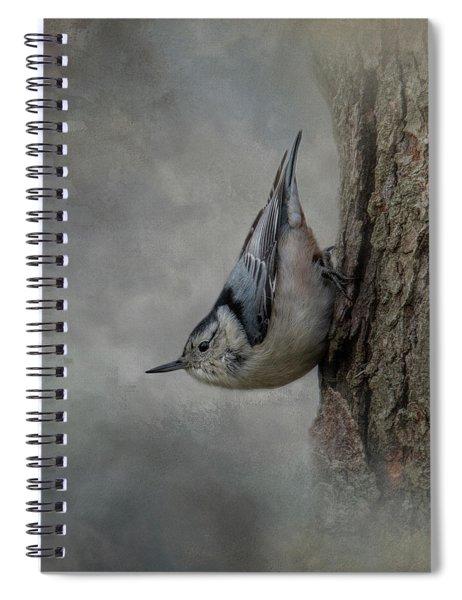 The Tree Walker Spiral Notebook