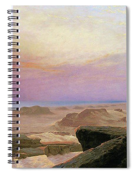 The Two Majesties - Digital Remastered Edition Spiral Notebook