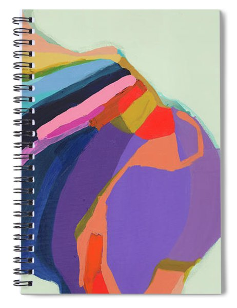 The Waiting Game Spiral Notebook