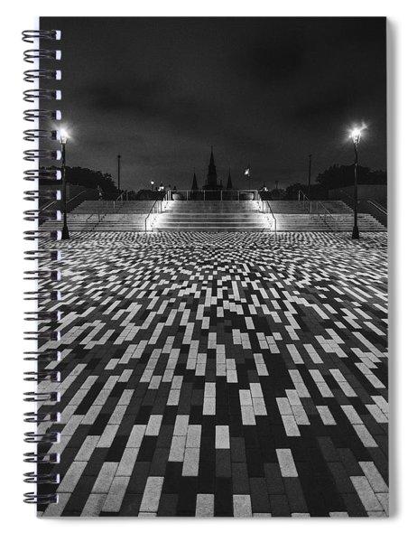 The Watcher Spiral Notebook