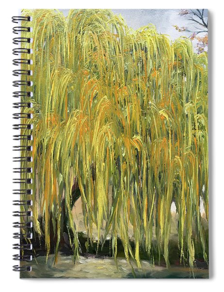 The Willow Tree Spiral Notebook