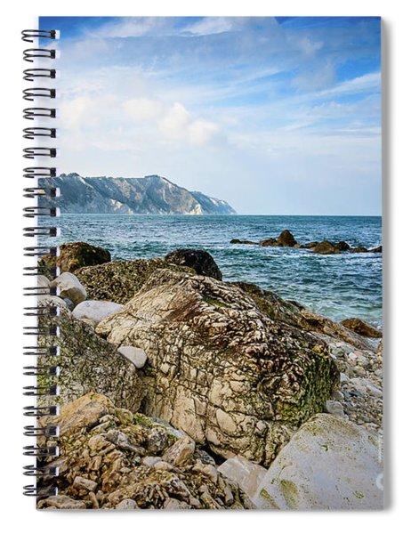 The Winter Sea #1 Spiral Notebook