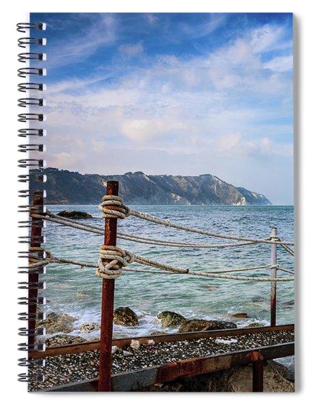 The Winter Sea #2 Spiral Notebook