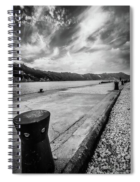 The Winter Sea #3 Spiral Notebook