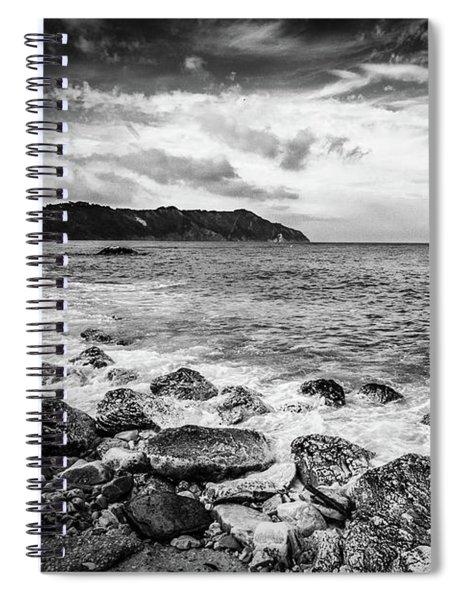 The Winter Sea #4 Spiral Notebook