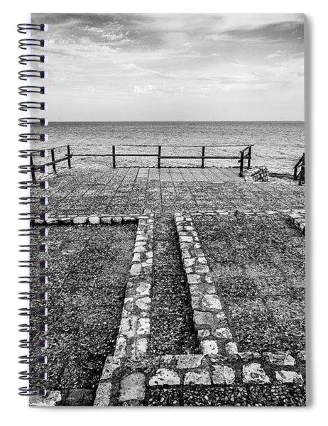 The Winter Sea #5 Spiral Notebook