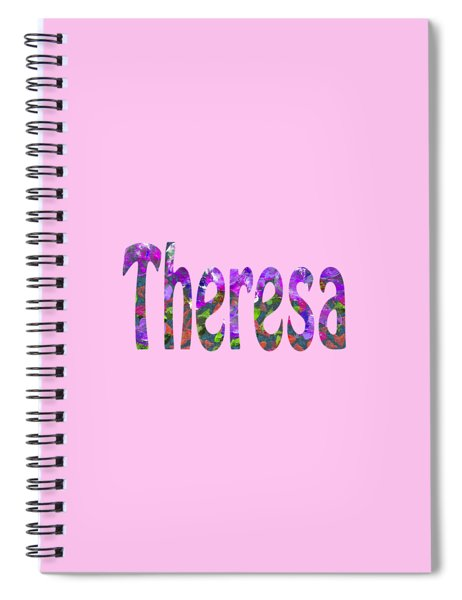 Theresa Spiral Notebook