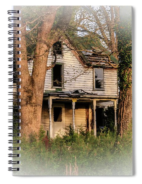 These Old Houses  Spiral Notebook