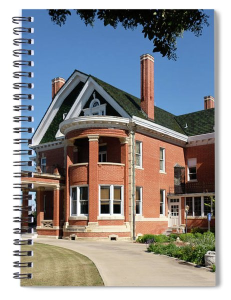 Thistle Hill Spiral Notebook