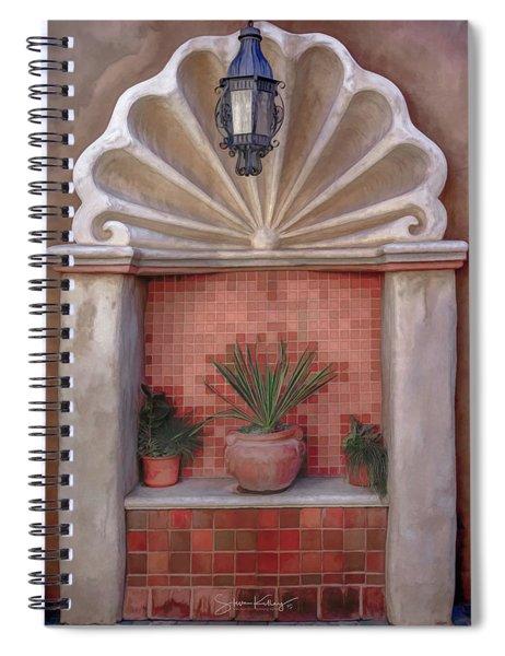 Three Pots Spiral Notebook
