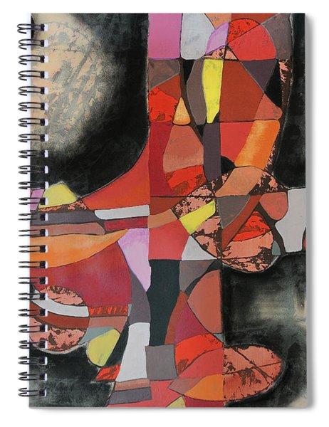 Thresher Spiral Notebook