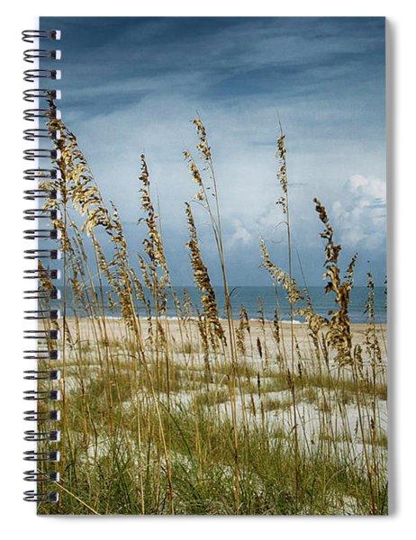 Through The Sea Oats Spiral Notebook