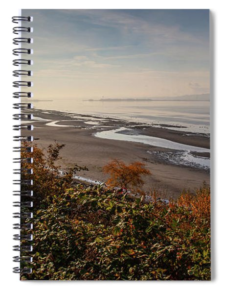 Tide's Out Spiral Notebook