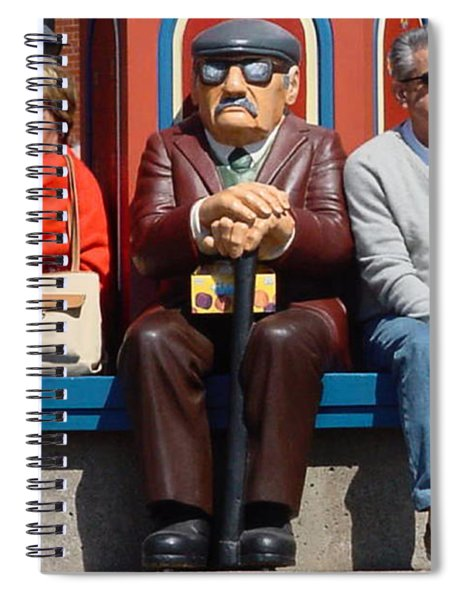 Timbits - Saint John Nb Spiral Notebook