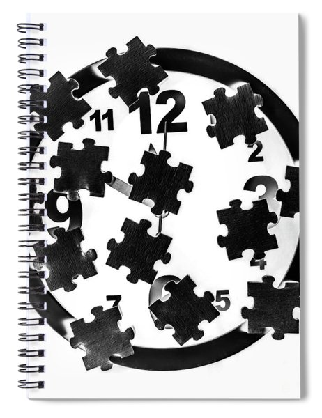 Time Complexities Spiral Notebook