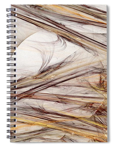 Time Has Come Today Spiral Notebook