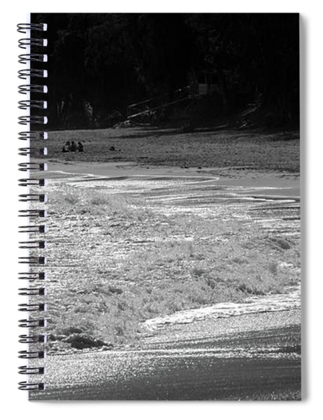 Time To Reflect Spiral Notebook