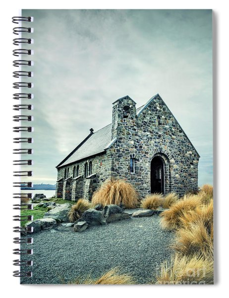 Timeless Worship Spiral Notebook