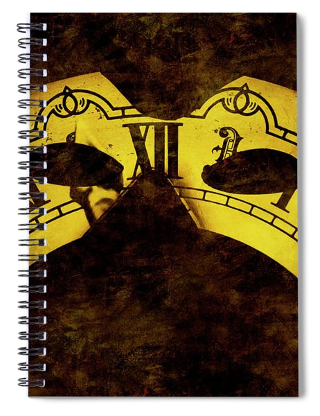 Timely Spiral Notebook