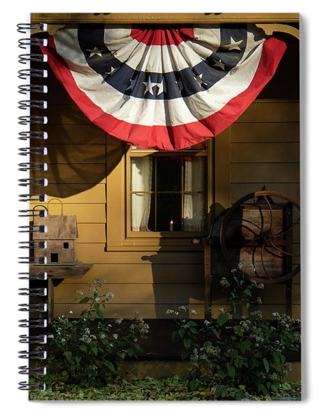 Times Remembered Spiral Notebook