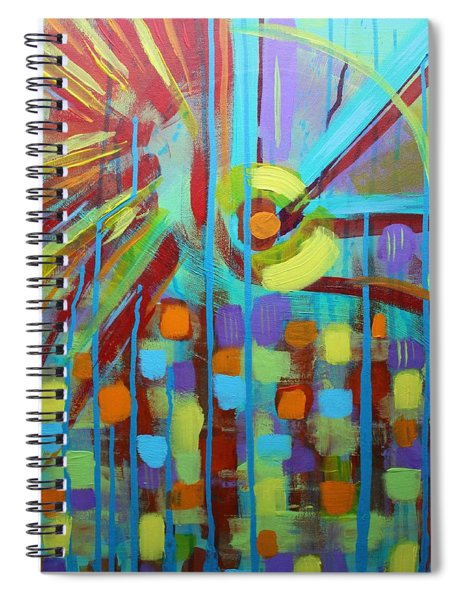 Time's Up Spiral Notebook
