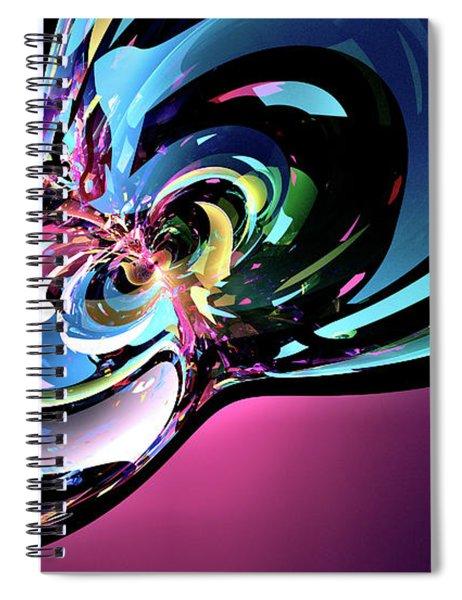 Timothy Spiral Notebook