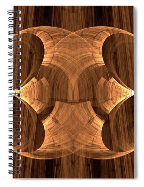 Titus Spiral Notebook