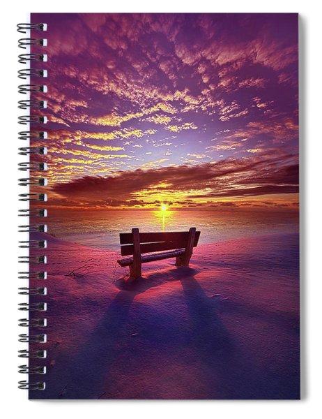 To Belong To Oneself Spiral Notebook