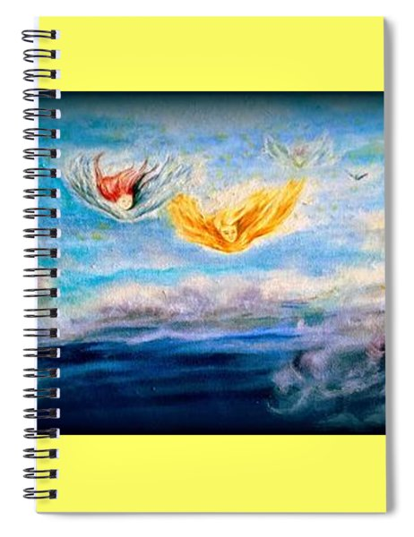 To Harvest God's Own Spiral Notebook