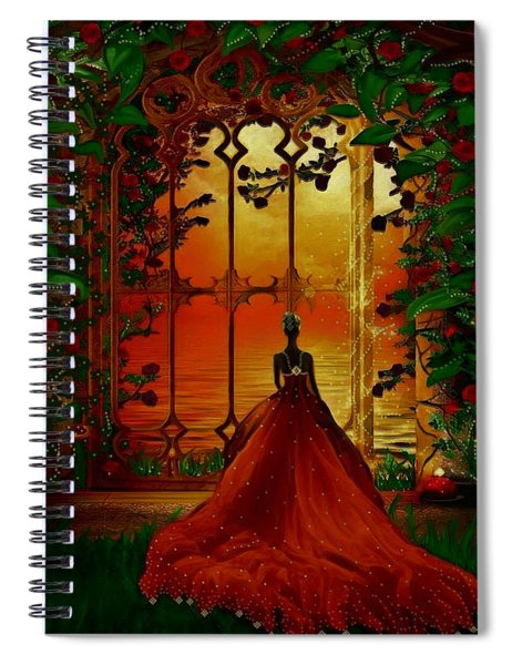 To The Ballroom Spiral Notebook