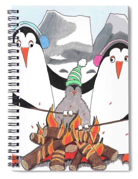 Toasty Goodness Spiral Notebook