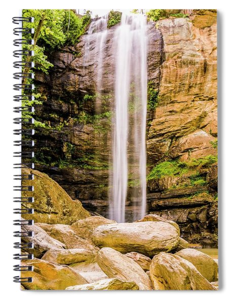 Toccoa Falls Spiral Notebook