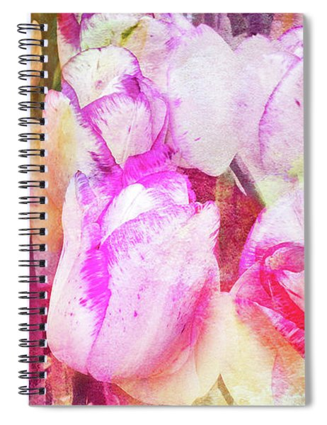 Today And Forevermore Spiral Notebook