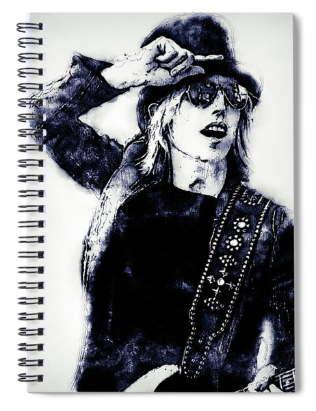 Tom Petty - 30 Spiral Notebook