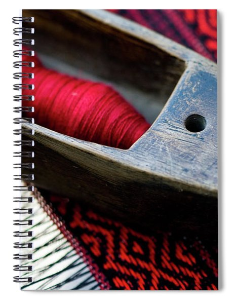 Tools Of Trade Spiral Notebook