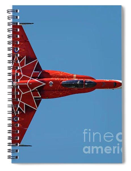 Top Down Spiral Notebook