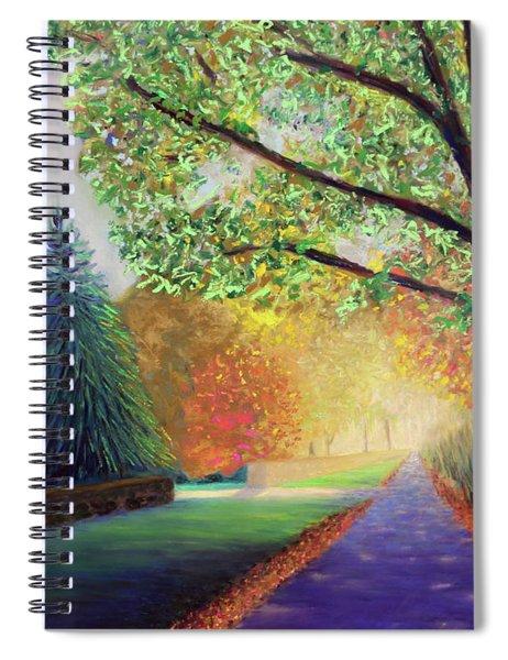 Topstone Road Spiral Notebook