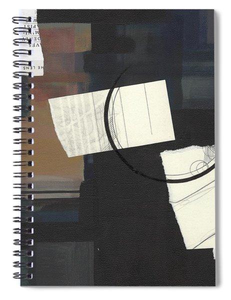 Torn Beauty No. 6 Spiral Notebook