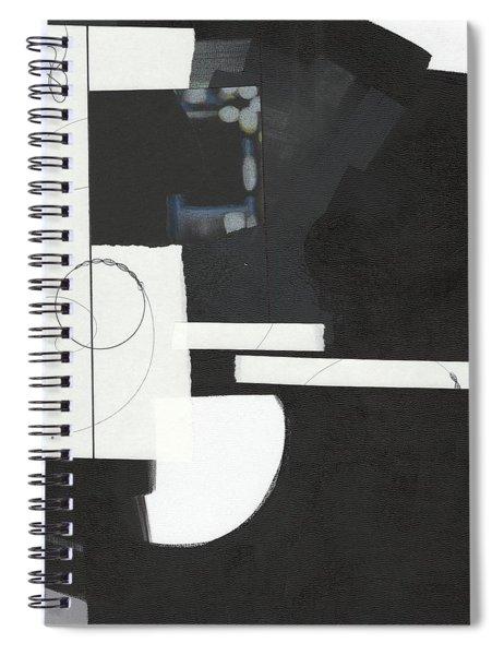 Torn Beauty No. 8 Spiral Notebook
