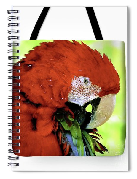 Tote Bags Spiral Notebook