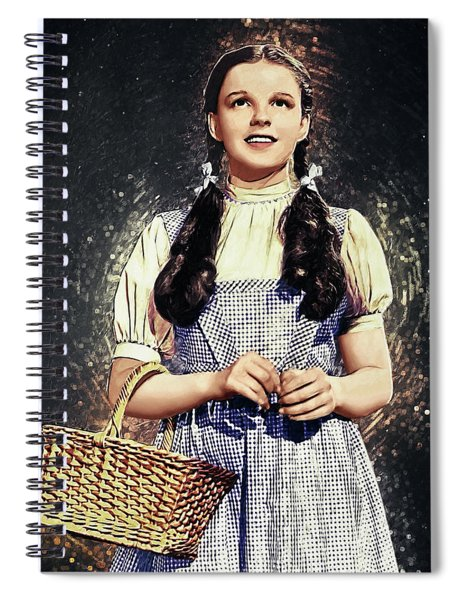 Toto I Have A Feeling Spiral Notebook