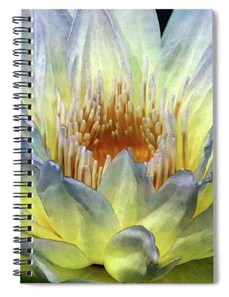 Touch Of Lemon 4504 Idp_2 Spiral Notebook
