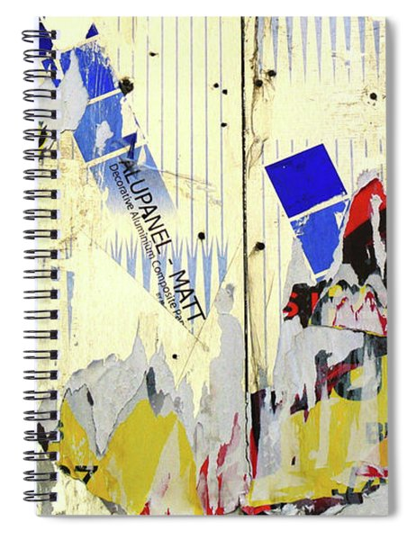 Touched By Nature Spiral Notebook
