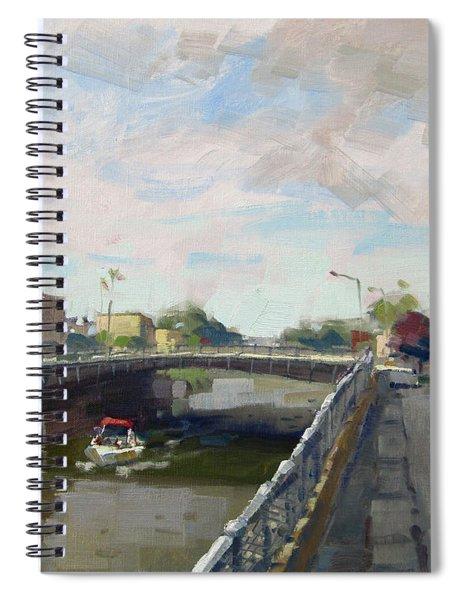 Town Of Lockport Spiral Notebook