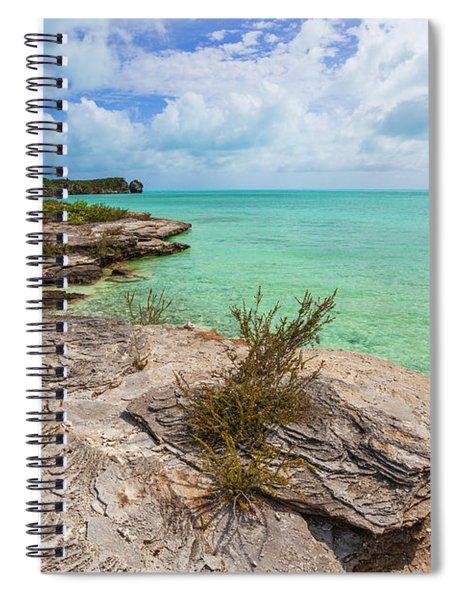 Tranquil Sea Spiral Notebook