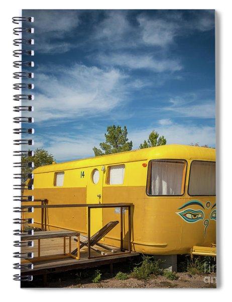 Transcedental Trailer Spiral Notebook