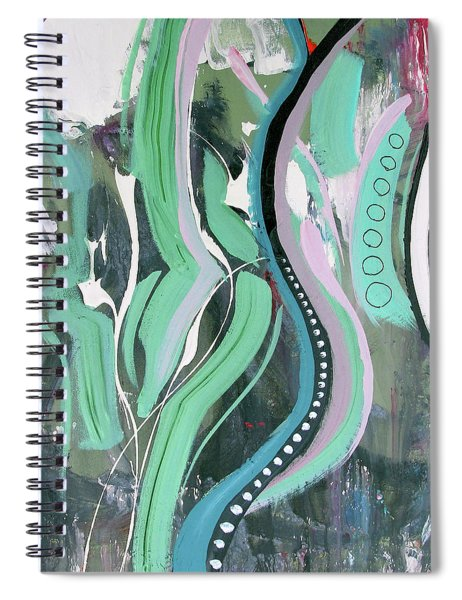 Tree Life Spiral Notebook