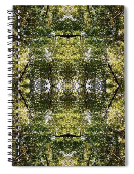 Tree No. 14 Spiral Notebook